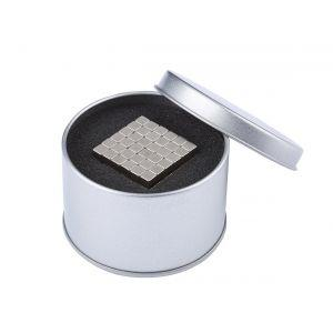 Magnetic Square Silver (Code-02021)