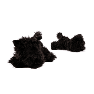 Carin Terrier Black Soft Toy (Code-05900)