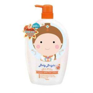 Baby Bright Body Lotion Goat Milk Collagen( 750ml )-27866