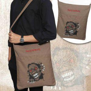Brighter Handmade Bag (Iron Maiden)