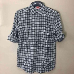 Men Flannel Shirts (XIX006)