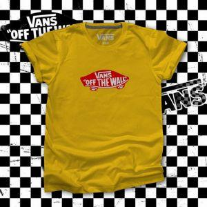 Men T-Shirt (Vans Off The Wall 1)
