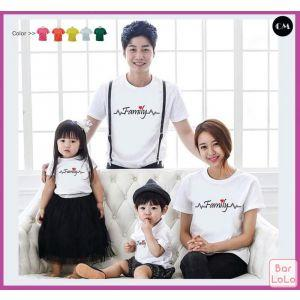 Family Cotton  T Shirt  (Family)-45801