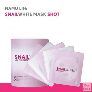 Namu Life Snail White Mask Shot (1 Pieces)-54125