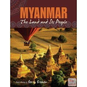 Myanmar The Land and Its People ( Code - 408233 )