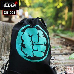 Rebel Drawstring Bag (Fit)-59109