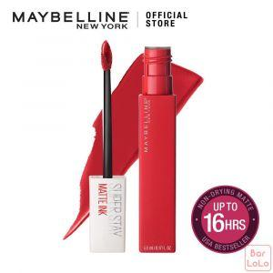 MAYBELLINE NEW YORK SUPER STAY MATTE INK LIQUID LIPS 20 PIONEER 5ML(G3500600)-62738