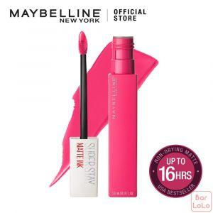 MAYBELLINE NEW YORK SUPER STAY MATTE INK LIQUID LIPS 30 ROMANTIC 5ML(G3500700)-62739