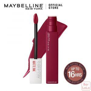 MAYBELLINE NEW YORK SUPER STAY MATTE INK CITY EDITION LIQUID LIPS 115 FOUNDER 5ML (G3578300)-62770
