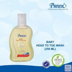 PUREEN BABY HEAD TO TOE WASH (250 ML)-63347