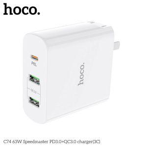Hoco charger(3C)( C74 )