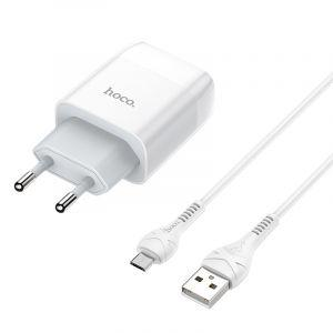 Hoco charger set(Lightning)( C73A )