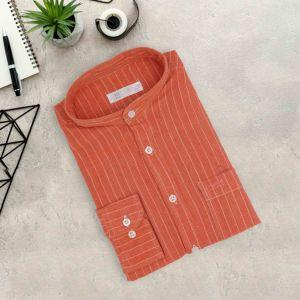 Men Long Sleeve Shirt (KKT016)