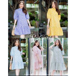Cotton Dress (JPF096)