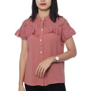 M And W Women Blouse (MW4100/1013)