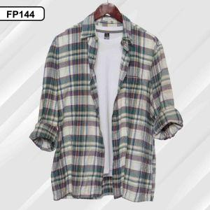 Men Flannel Shirt (FP144)