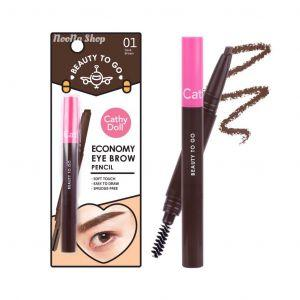 Cathy Doll BEAUTY To Go Economy Eye Brow Pencil #1