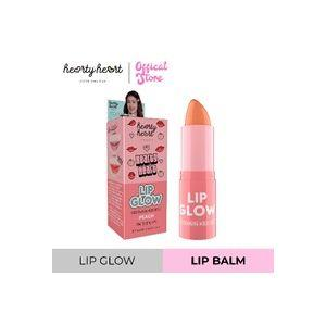 Hearty Heart Lip Glow (3.2g)(#Peach)