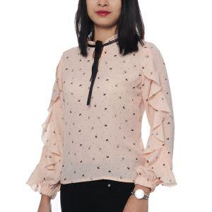 M And W Women Blouse (MW4100/1042)