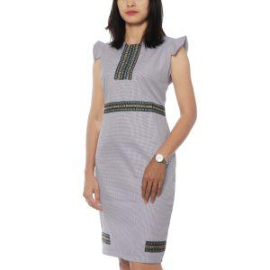 Women Dress (MW4600/1013)