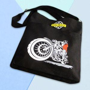 Brighter Handmade Bag (Born To Ride)