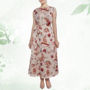 MandW Women Dress (MW4600/10-49)