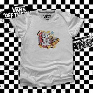Men T-Shirt (Off The Wall)