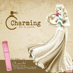 Charite Perfume Charming For Woman Pink Color(12ml)-58343