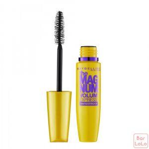 MAYBELLINE NEW YORK VOLUME EXPRESS MAGNUM WATERPROOF MASCARA 9.2ML(G1521701)-62207