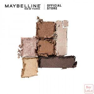 MAYBELLINE NEW YORK CITI MINI PALETTE ROOFTOP BRONZES EYE SHADOW 6.1ML (G3331200)-62299