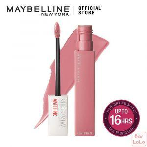 MAYBELLINE NEW YORK SUPER STAY MATTE INK LIQUID LIPS 10 DREAMER 5ML(G3500100)-62731