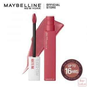 MAYBELLINE NEW YORK SUPER STAY MATTE INK CITY EDITION LIQUID LIPS 225 DELICATE 5ML (G3579100)-62837