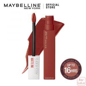MAYBELLINE NEW YORK SUPER STAY MATTE INK CITY EDITION LIQUID LIPS 245 SEEKER 5ML (G3579400)-62841