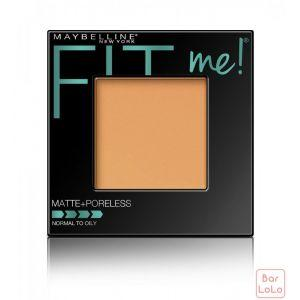 MAYBELLINE NEW YORK FIT ME MATTE & PORELESS POWDER 310 SUN  BEIGE 8.5G (G3392901)-63625