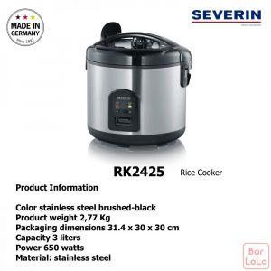 Severin RICE COOKER(RK 2425)-73300