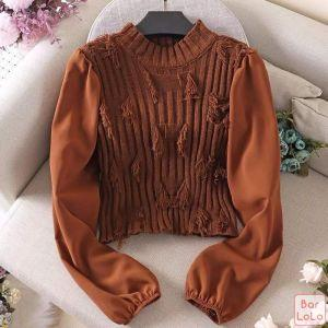Women Sweater (SS065)-77977