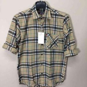 Men Flannel Shirts (XIX019)