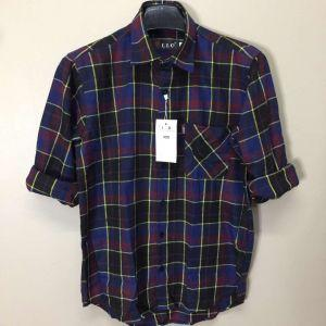 Men Flannel Shirts (XIX020)
