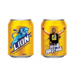 Asia Lion Can 1x24 (250ml)