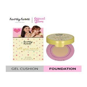 Hearty Heart Gelly Bouncy Pact Gel Cushion (4.5g)(Vanilla)