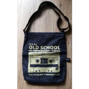 Rebel Shoulder Bag (Old School)