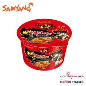 Samyang 2x Spicy Big Bowl Noddle (105g)