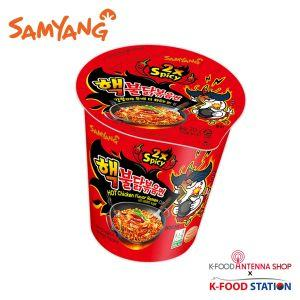 Samyang 2x Spicy Cup Noddle (70g)