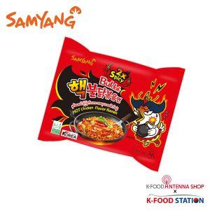 Samyang 2x Spicy Bag Noddle (140g)