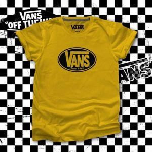 Men T-Shirt (Vans Since 1998)