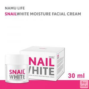 Snail White Snail Filtration Filtrate Moisture Facial Cream(30ml)-54096