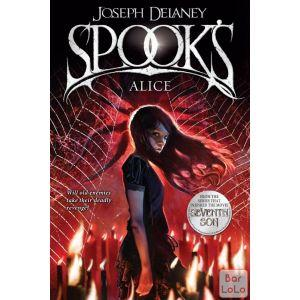 Spook's: Alice: Book 12 (The Wardstone Chronicles) Code -307414-56062