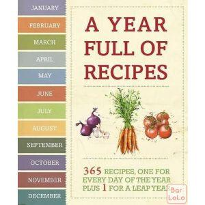 A Year Full Of Recipes ( Code - 489681 )-56669