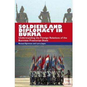 Soldiers And Diplomacy In Burma ( Code - 696733 )-56691