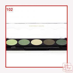 Golden Rose Professional Palette Eyeshadow-57624